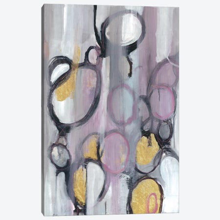 Bubbly Lavender 3-Piece Canvas #SMH8} by Smith Haynes Art Print