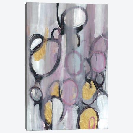 Bubbly Lavender Canvas Print #SMH8} by Smith Haynes Art Print
