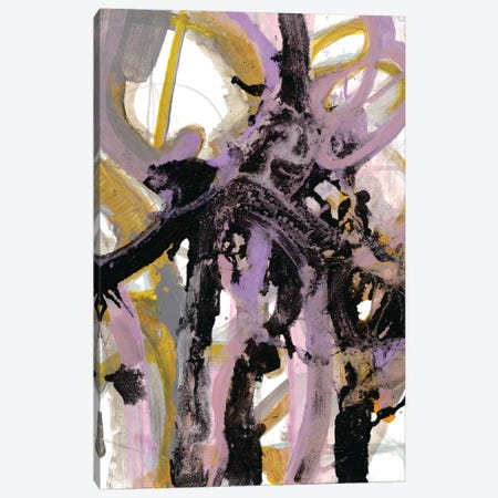 Chaotic Spring Canvas Print #SMH9} by Smith Haynes Canvas Art Print