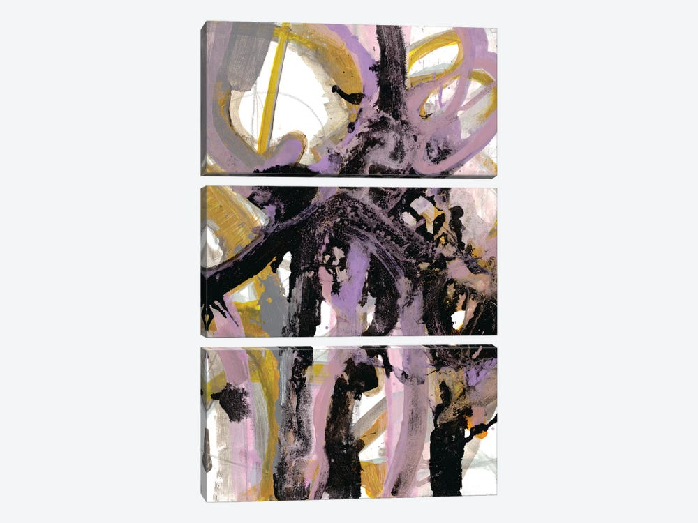 Chaotic Spring by Smith Haynes 3-piece Art Print