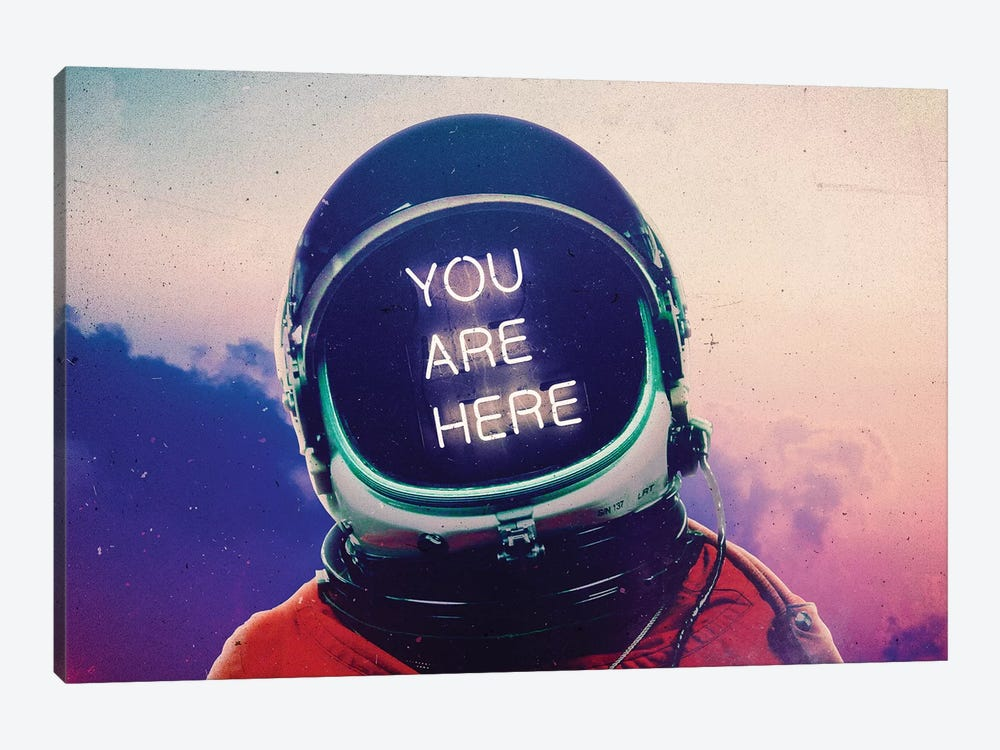 Where You Are by Seamless 1-piece Art Print