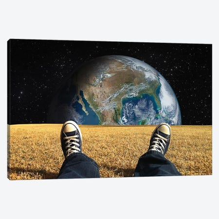 World View Canvas Print #SML108} by Seamless Canvas Artwork