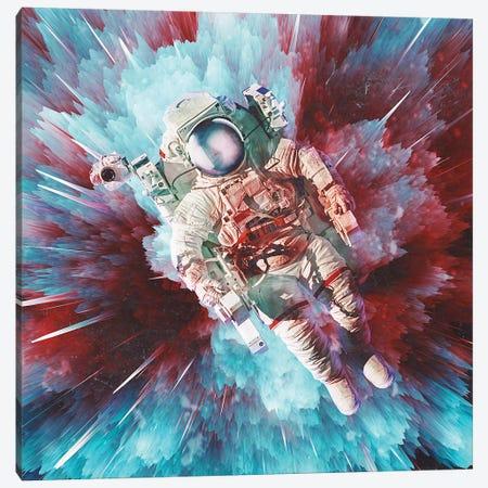 Chroma Void Canvas Print #SML21} by Seamless Canvas Art