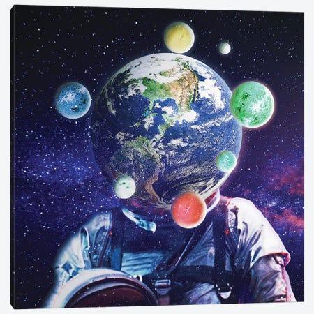 Orbital Complexion Canvas Print #SML61} by Seamless Canvas Art