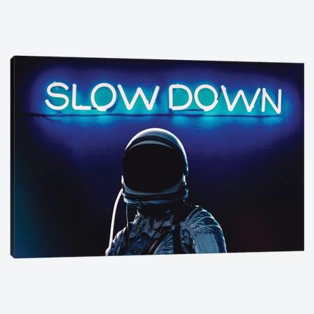 Slown Down Canvas Print #SML71} by Seamless Canvas Print