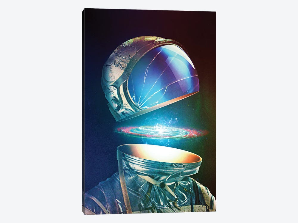 Subdivsion by Seamless 1-piece Canvas Wall Art