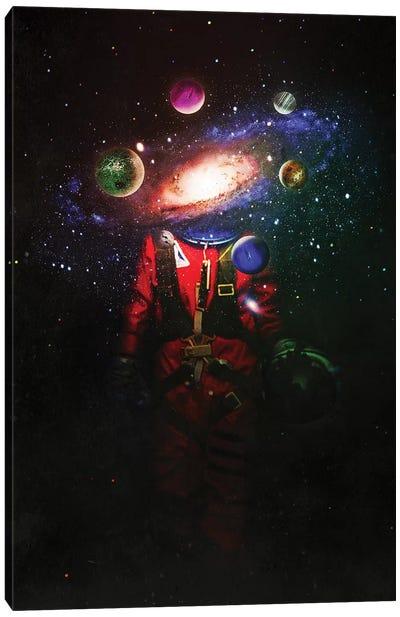 Surrounding Atmosphere Canvas Art Print