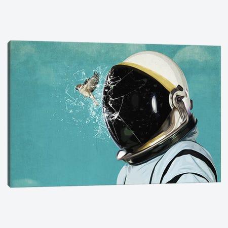 The Escape Canvas Print #SML84} by Seamless Art Print