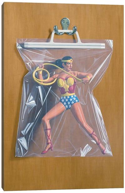 Diana Prince Canvas Art Print