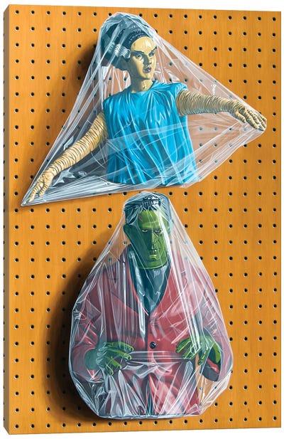 Mind The Store No. 2 Canvas Art Print
