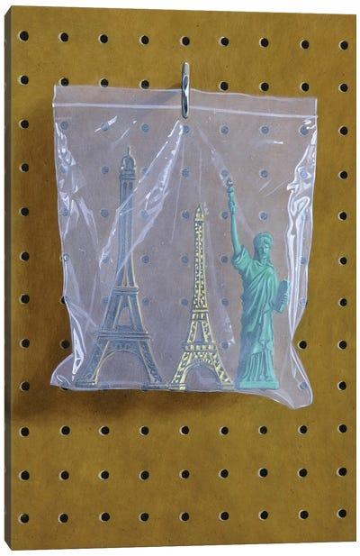 Monument Bag Canvas Art Print