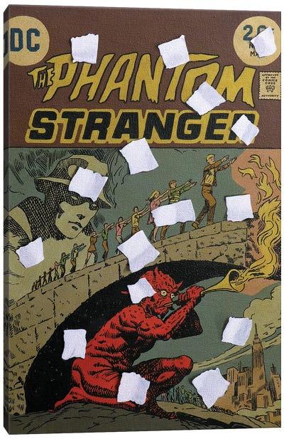 The Phantom Stranger Canvas Art Print