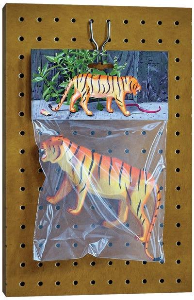 Animal Bag No. 1 Canvas Art Print