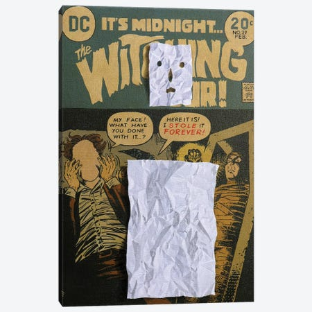 The Witching Hour 3-Piece Canvas #SMN30} by Simon Monk Canvas Art Print