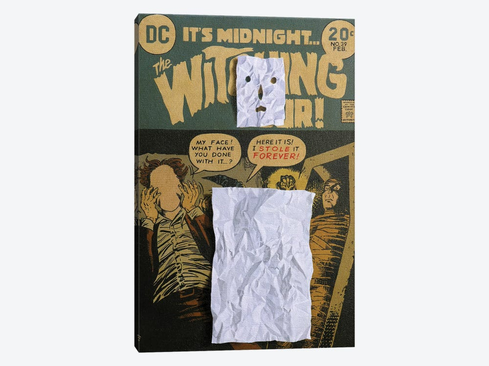 The Witching Hour by Simon Monk 1-piece Art Print