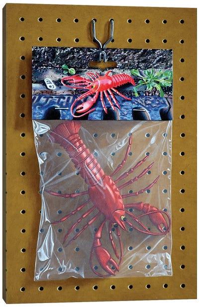 Animal Bag No. 2 Canvas Art Print