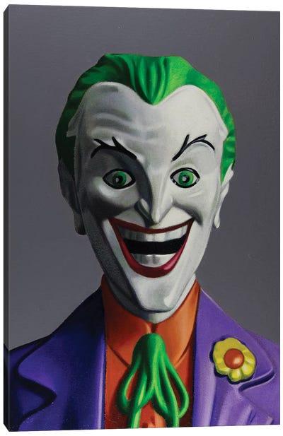 Replicant Study - Joker Canvas Art Print