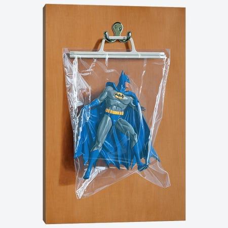 Bruce Wayne Canvas Print #SMN8} by Simon Monk Canvas Print