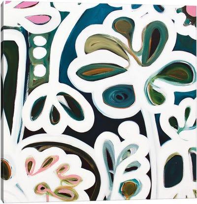 Native Garden Canvas Art Print