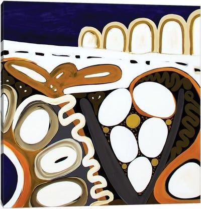 The Great Desert I Canvas Art Print