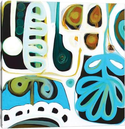Coast I Canvas Art Print