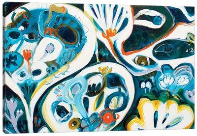 Underwater Garden Canvas Art Print