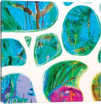 Underwater World Canvas Art Print