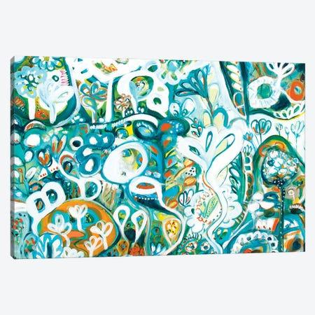 Wilderness II Canvas Print #SMR36} by Sarah Morrow Canvas Wall Art