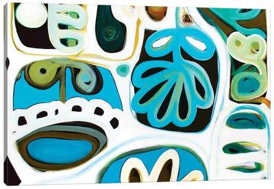 Coast III Canvas Art Print