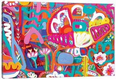 Color Pop II Canvas Art Print