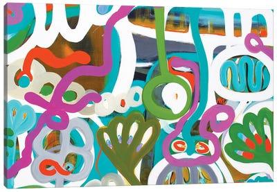 Garden Delight Canvas Art Print