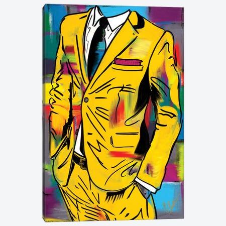 The Introduction XVI Canvas Print #SMS16} by Samara Marlee Shuter Canvas Art Print