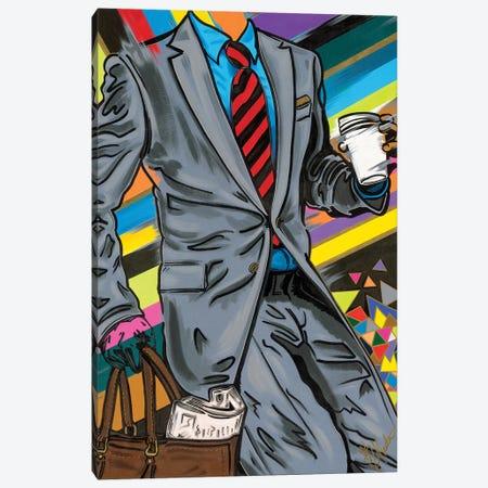 The Introduction XX Canvas Print #SMS20} by Samara Marlee Shuter Canvas Art Print