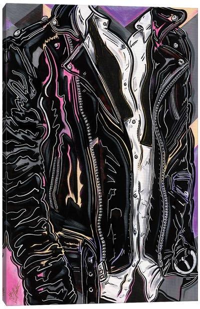 The Introduction XXIII Canvas Art Print
