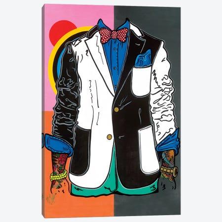 The Introduction XXV Canvas Print #SMS24} by Samara Marlee Shuter Canvas Wall Art