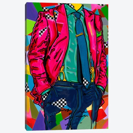 The Introduction XXVI Canvas Print #SMS25} by Samara Marlee Shuter Canvas Art