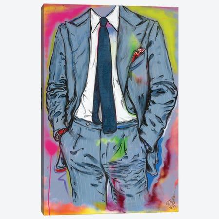 The Introduction XXVII Canvas Print #SMS26} by Samara Marlee Shuter Canvas Artwork