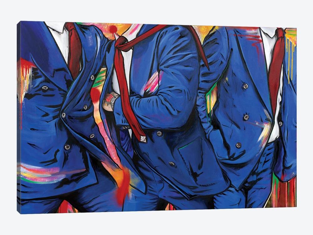 Getting To Know You IIX by Samara Marlee Shuter 1-piece Canvas Wall Art