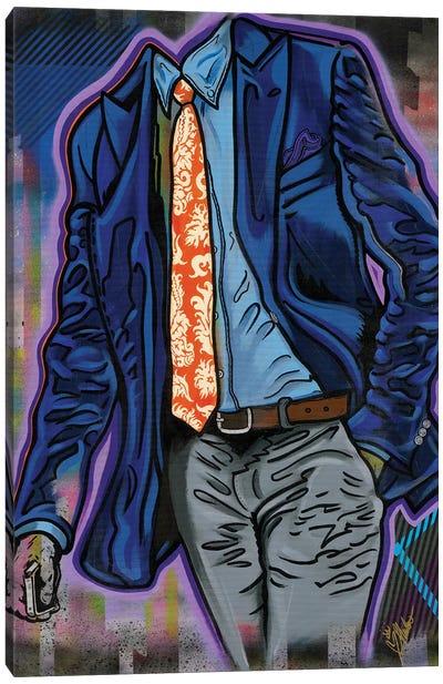 Black Everett 2014 Canvas Art Print