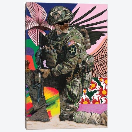 Valor Canvas Print #SMS40} by Samara Marlee Shuter Canvas Art Print