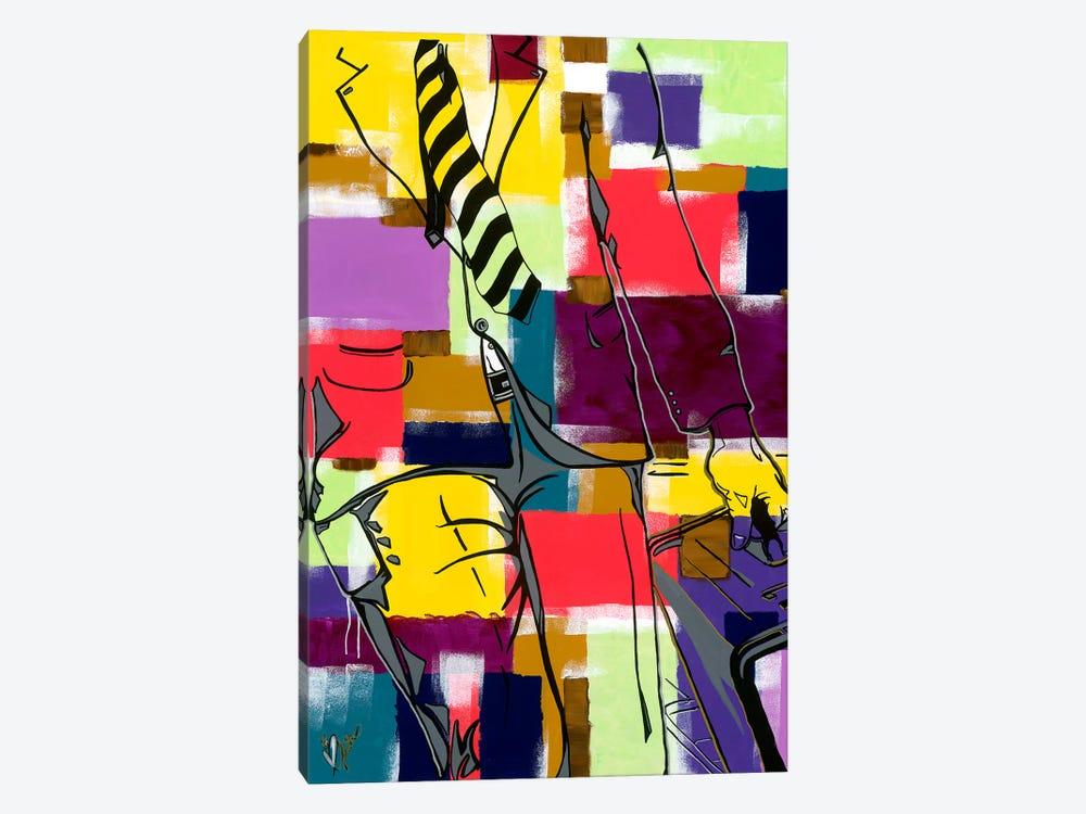 The Introduction I by Samara Marlee Shuter 1-piece Canvas Art