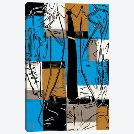The Introduction III Canvas Print #SMS7} by Samara Marlee Shuter Canvas Art