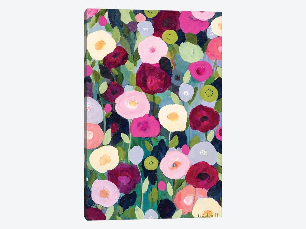 Night Garden by Carrie Schmitt 1-piece Art Print