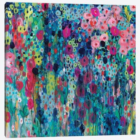 Painted Strings 3-Piece Canvas #SMT105} by Carrie Schmitt Art Print