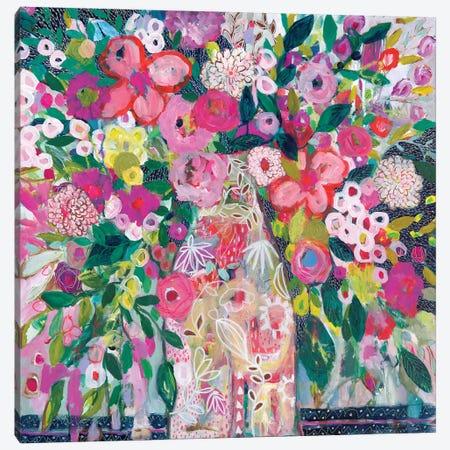 Pale Vase Canvas Print #SMT106} by Carrie Schmitt Art Print