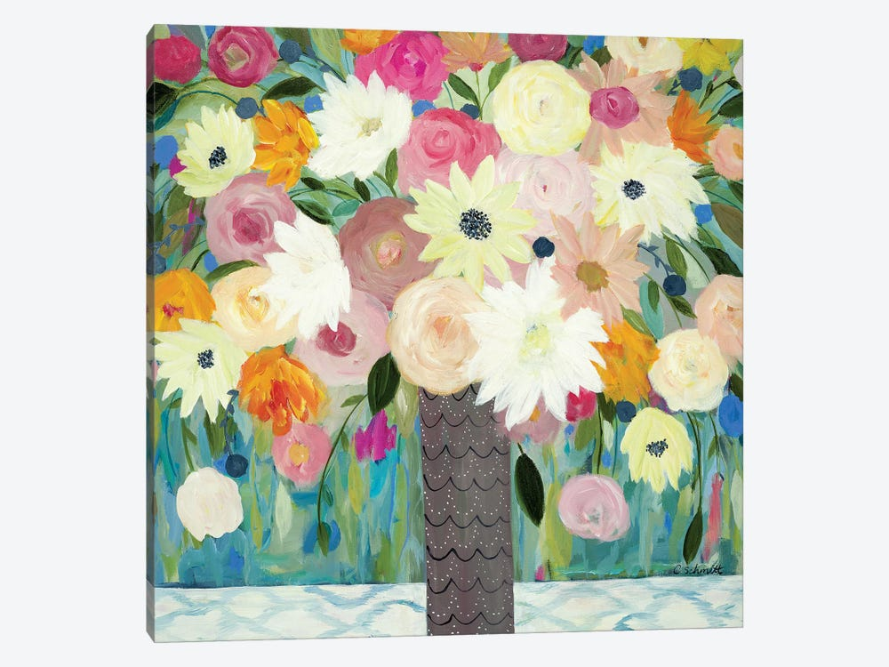 Bask In The Beauty Of It All by Carrie Schmitt 1-piece Canvas Wall Art