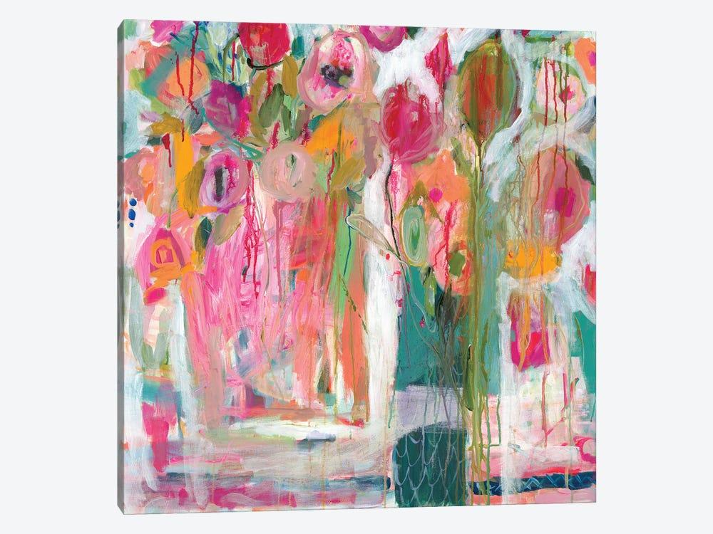 Pink Melody I by Carrie Schmitt 1-piece Art Print