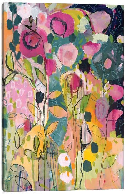 Quiet Reflection Canvas Art Print