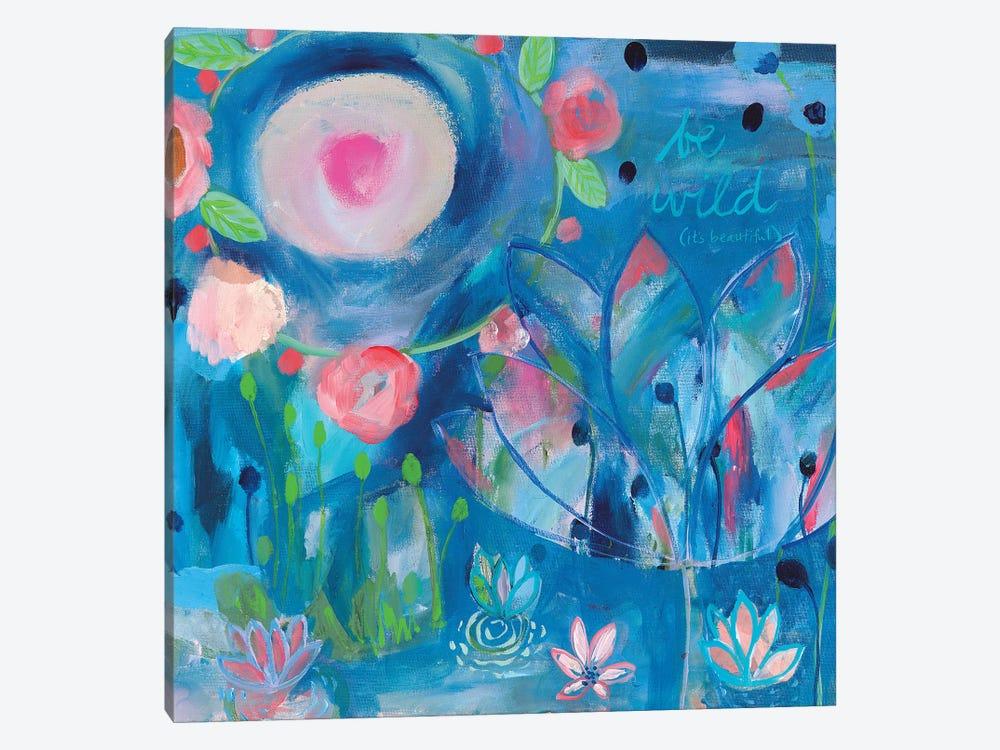 Be Wild by Carrie Schmitt 1-piece Canvas Print