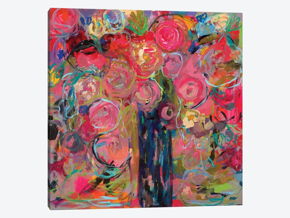 Release by Carrie Schmitt 1-piece Canvas Art Print